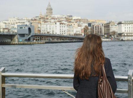 Cosa deve fare una donna da sola a Istanbul?