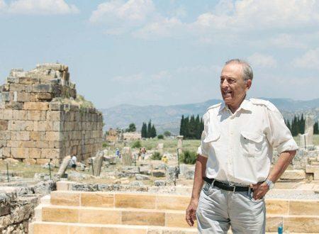 Gli archeologi italiani di Hierapolis