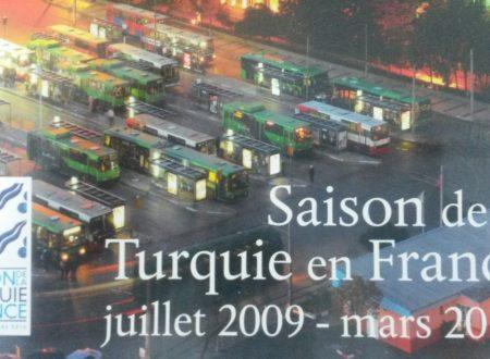 La stagione della Turchia in Francia (Saison de la Turquie)