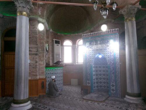 La chiesa-moschea di San Giovanni a Fatih