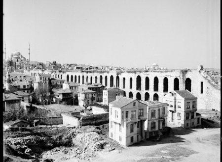 Le mostre a Istanbul, fotografando la Istanbul bizantina