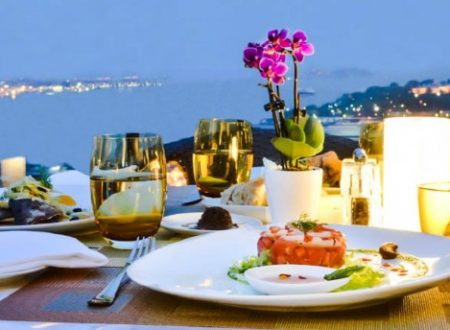Il ristorante in terrazza del Divan Beyoğlu
