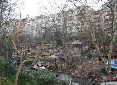 I gecekondu, ossia le baraccopoli di Istanbul