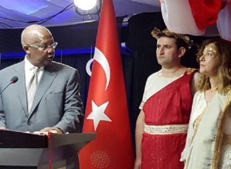 L'anno di Troia e la diplomazia della Turchia