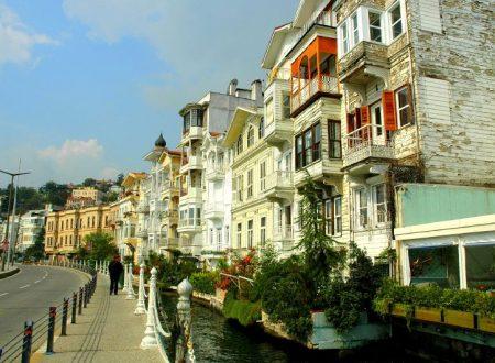 I quartieri di Istanbul, Arnavutköy