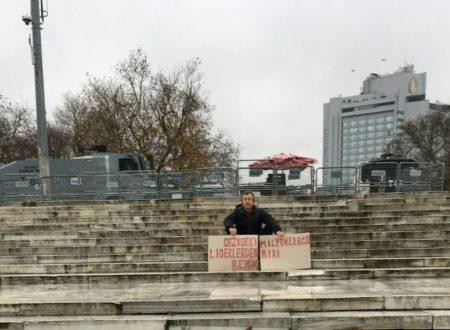 Nuove proteste al parco Gezi di Istanbul