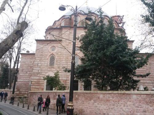 Zeynep Sultan, la moschea come una chiesa (bizantina)