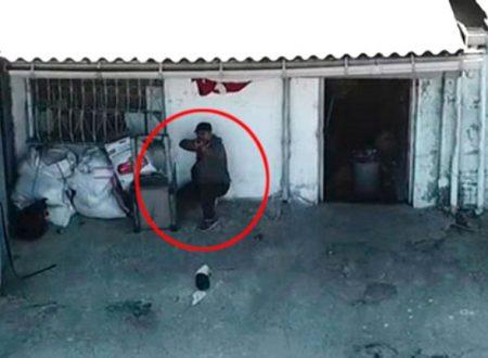 Droni, abusivi e fucili a Istanbul