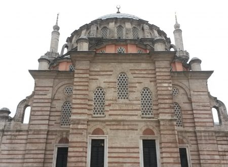 La moschea barocca di Laleli