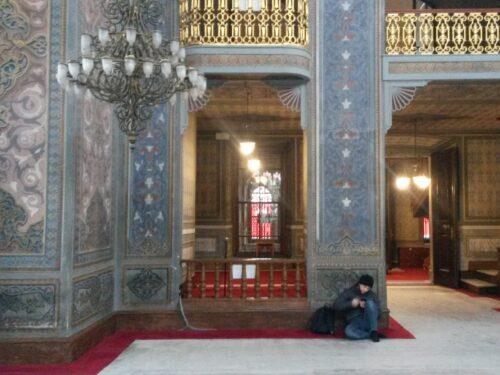 La moschea della valide Pertevniyal