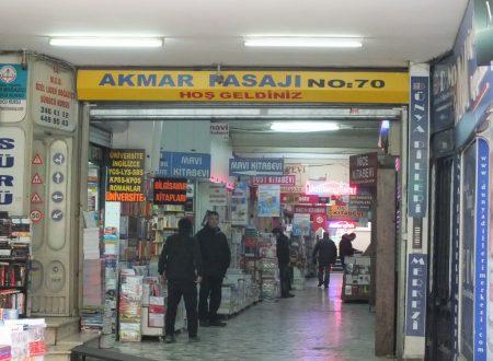 Le librerie di Istanbul, Akmar Pasajı