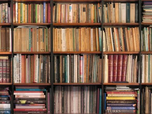Dove comprare libri a Istanbul