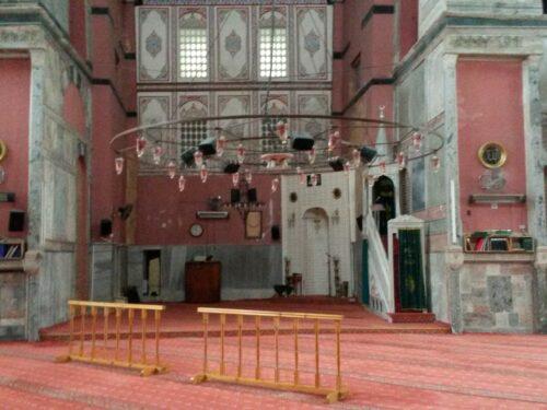 Kalenderhane, la chiesa bizantina diventata moschea sufi