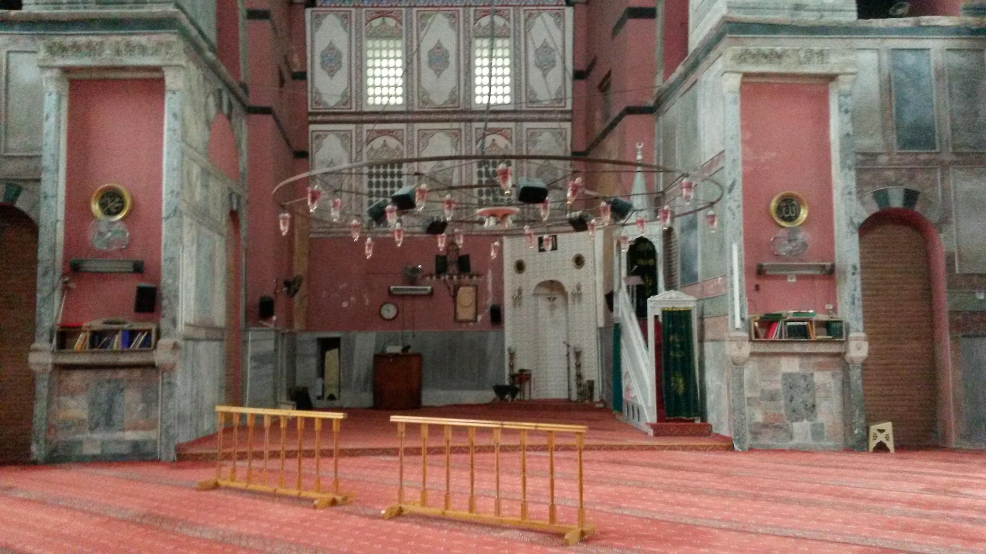 Kalenderhane Camii, la chiesa bizantina diventata moschea sufi