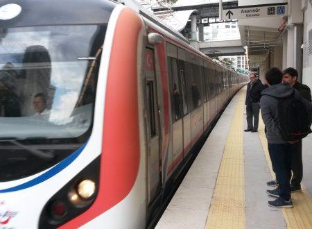 Tutte le stazioni del Marmaray, sulla via della Seta