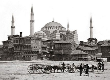 Ayasofya di nuovo moschea? Tutti i dettagli