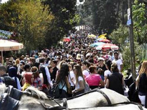 Il pellegrinaggio di San Giorgio a Büyükada (23 aprile)