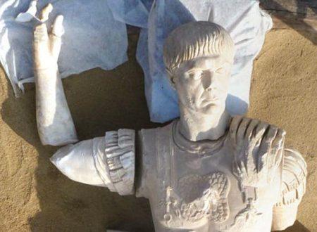 Laodicea ritrova una magnifica statua di Traiano