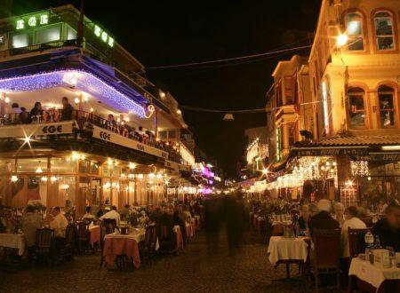 Marta Ottaviani chiude i ristoranti di Istanbul