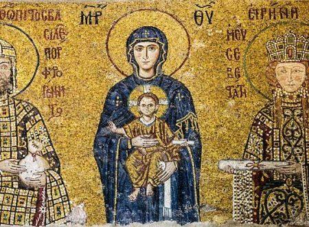 Simposio di studi bizantini a Istanbul (giugno 2019)