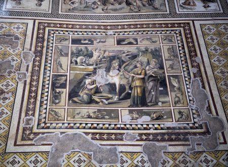 Ad Antiochia, l'hotel più bello del mondo (con mosaici)