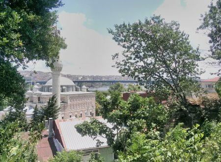 Il monastero dei SS. Cosma e Damiano a Istanbul