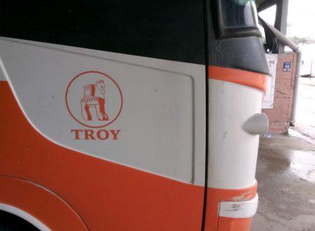 Come andare a Troia