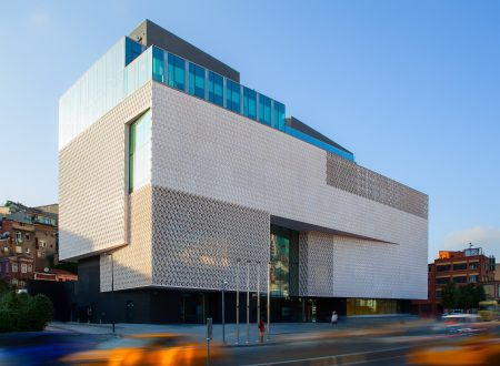 Il nuovo museo Arter visitato in anteprima