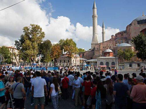 Prezzi ancora più alti nei musei di Istanbul (2019)