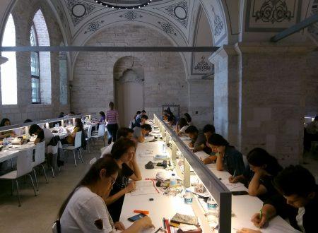 La biblioteca di Beyazıt restaurata (su Al-Monitor)
