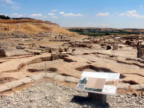 Karkamış e il suo parco archeologico