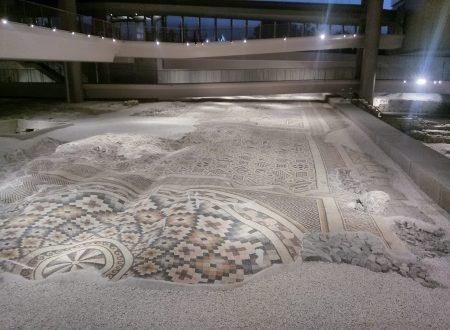 Il museo archeologico nell'hotel di Antakya