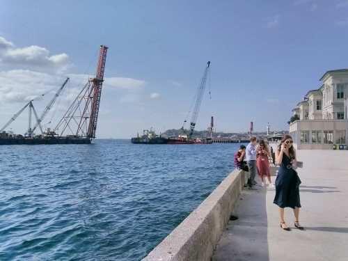 La Biennale 2019 aperta a Istanbul