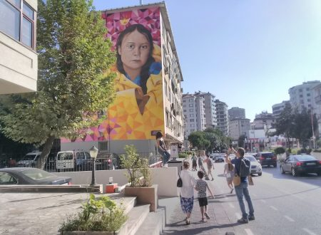 Greta e tutti i gretini di Istanbul