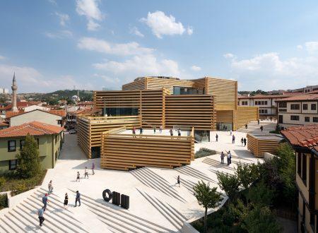 L'OMM di Eskişehir come il Guggenheim (con foto)