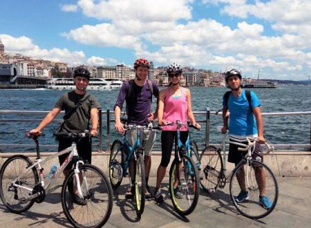 Consigli di viaggio, Istanbul in bicicletta
