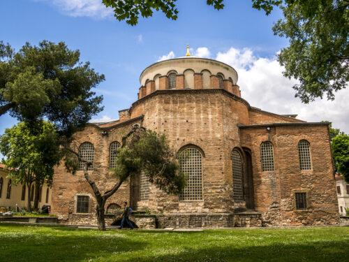 Le chiese di Istanbul, Hagia Irene (Aya Irini)
