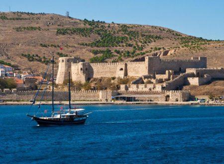 In vacanza in Turchia, l'isola di Bozcaada (Tenedos)