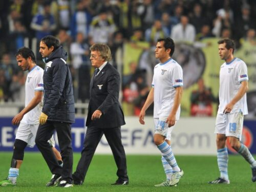 Fenerbahçe-Lazio, 4 aprile 2013