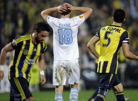 Fenerbahçe-Lazio, la partita (e riflessioni sul calcio in Turchia)