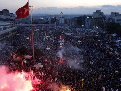 Le proteste di piazza a Istanbul (maggio-giugno 2013)
