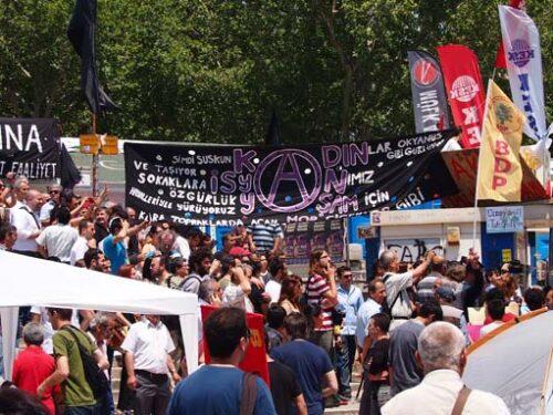 Le proteste a Istanbul e la cultura negata