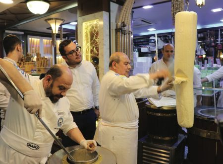 Le gelaterie di Istanbul, Mado