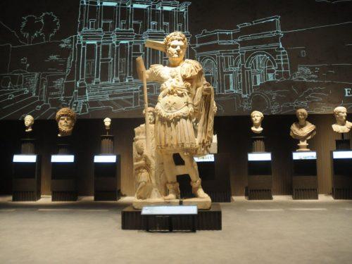 Un museo archeologico nell'aeroporto di Istanbul