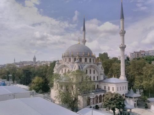 Nusretiye, la moschea della raffinatezza ottomana