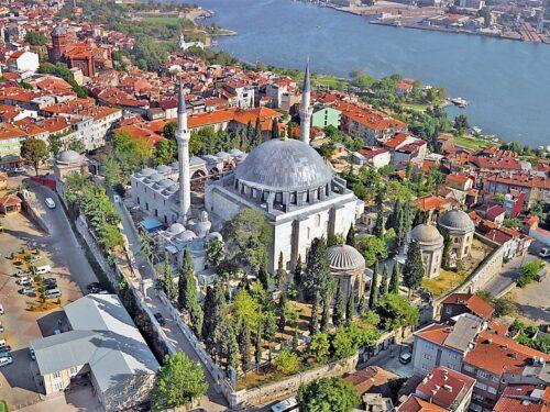 Le moschee di Istanbul, Yavuz Selim Camii (a Fatih)