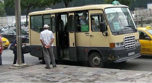 Guida ai trasporti di Istanbul, il dolmuş e il minibus