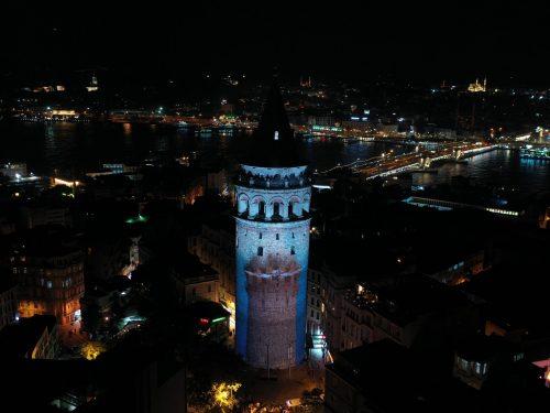 La torre di Galata sulla via della cultura