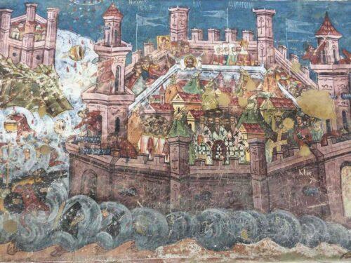 Istanbul tra miti di fondazione e leggende