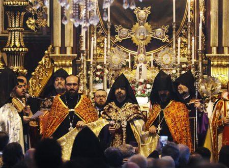 Tutti gli armeni di Turchia, cristiani e musulmani